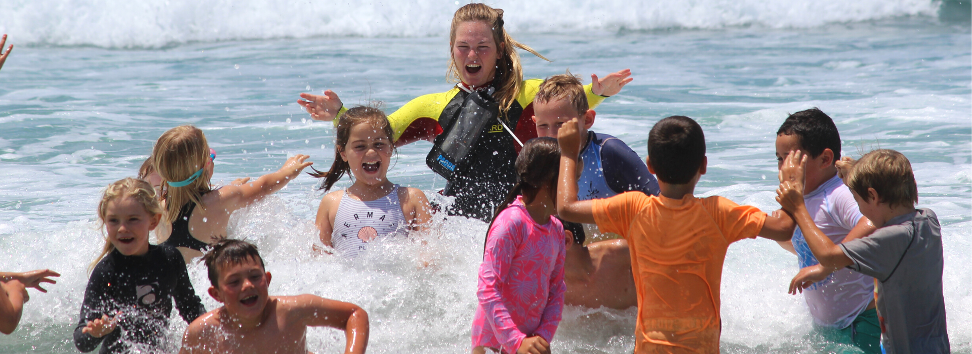 Surf/Beach Education Banner 1
