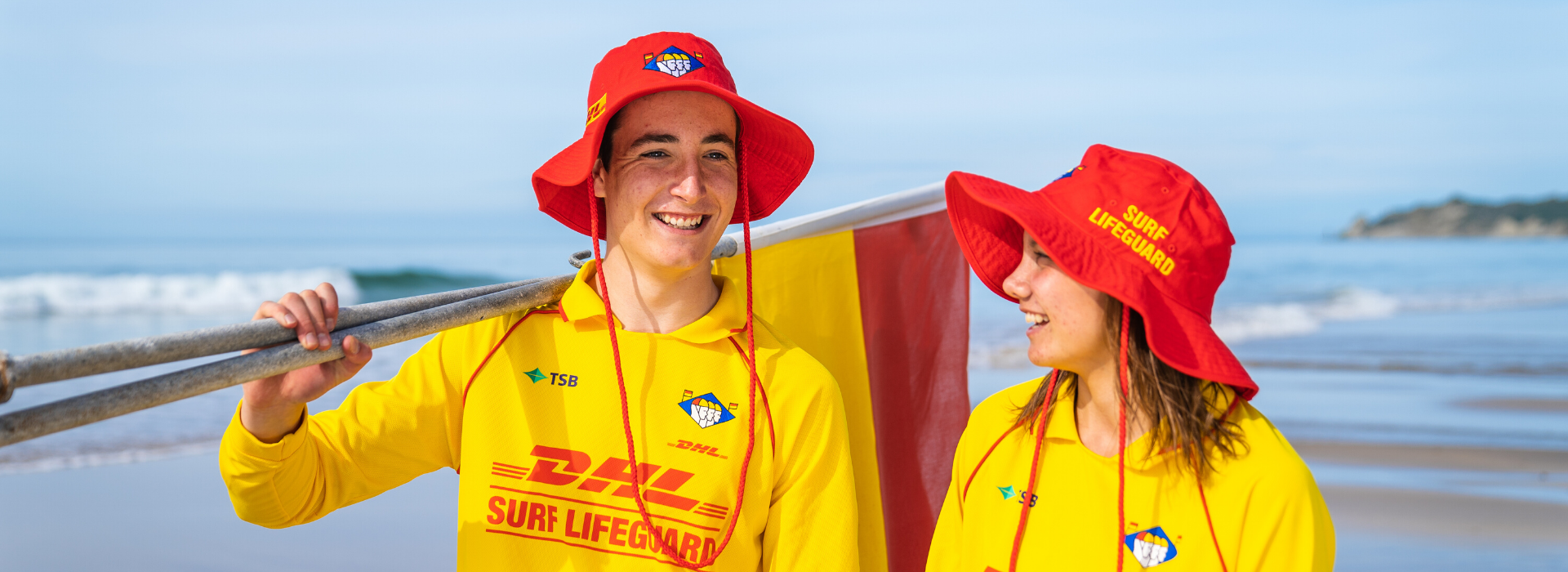 2020_Lifeguards Flags