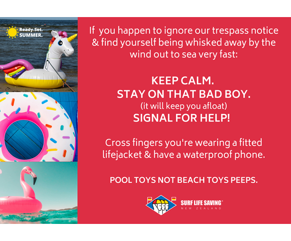 Ready. Set. Summer. POOL TOYS - Advice