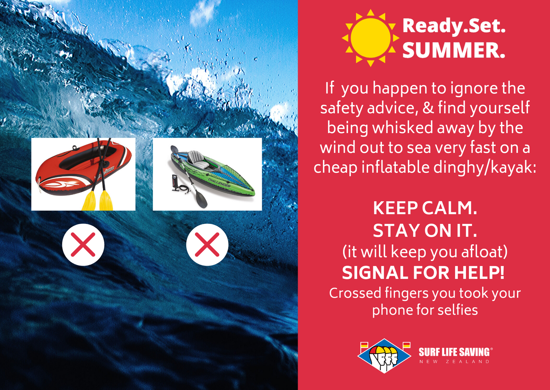Inflatable Kayaks and Dingies ADVICE